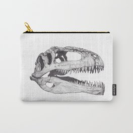 The Anatomy of a Dinosaur II - Jurassic Park Carry-All Pouch