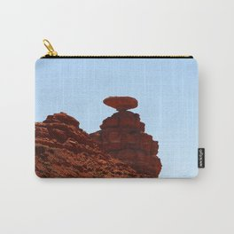 Mexican Hat Rock Carry-All Pouch