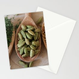 Herbs and Spices Stationery Cards