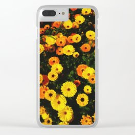 b l o o m Clear iPhone Case