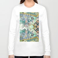 cage Long Sleeve T-shirts featuring Cage by Shaila