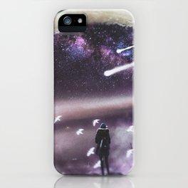INFINITE WORLD #1 iPhone Case