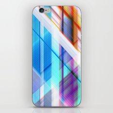 blue elevator iPhone & iPod Skin