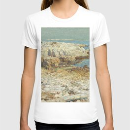 Childe Hassam A North East Headland 1901 Painting T-shirt