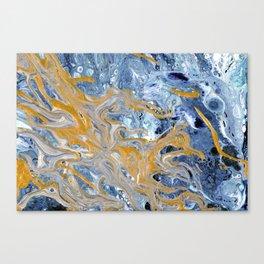Freeform 2 Canvas Print