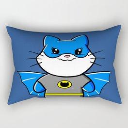 Batcat! Rectangular Pillow