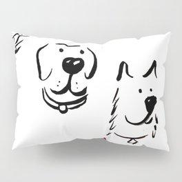 best friends Pillow Sham