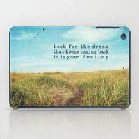 destiny iPad Cases featuring destiny by Sylvia Cook Photography