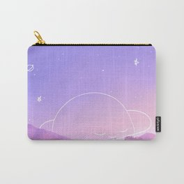 Sleeping Planet Carry-All Pouch