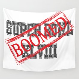 Seahawks' Super Bowl WIN Wall Tapestry