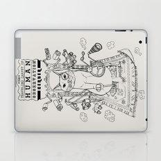 Traveling Carpet of Human Observation Center Laptop & iPad Skin