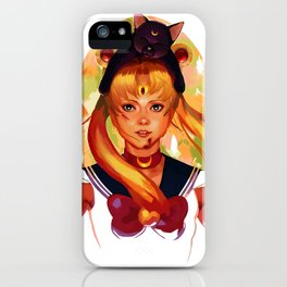 For Love and Justice iPhone Case