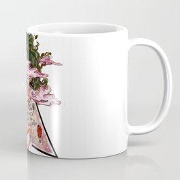 Con la testa tra le nuvole Coffee Mug