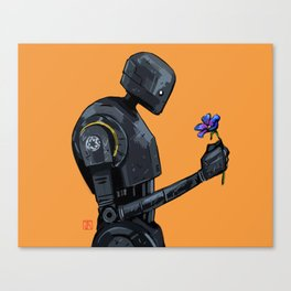 K-2SO Canvas Print