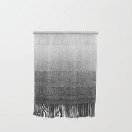 BLUR / abyss / black Wall Hanging