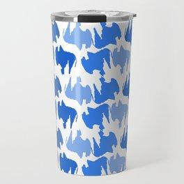 Buffalo Blues Travel Mug