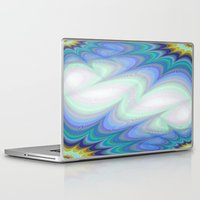 heaven Laptop & iPad Skins featuring Heaven by David Zydd