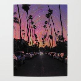 LA Vibes Poster