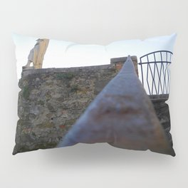 Italy in a view: Prisoner in Paradise Pillow Sham