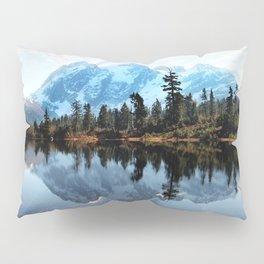 Mt Shuksan Pillow Sham