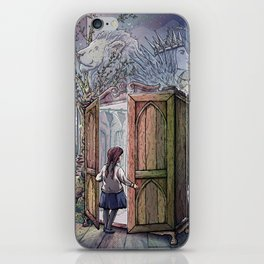 Lucy's Discovery iPhone Skin