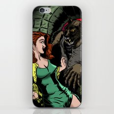 NIGHT STALKER iPhone Skin
