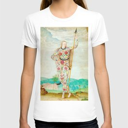 A YOUNG DAUGHTER OF THE PICTS - JACQUES LE MOYNE DE MORGUES T-shirt