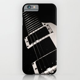 Pop Art Guitar iPhone Case