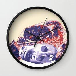 Carnivore- Canine Wall Clock