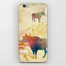 Chinese Lunar New Year and 12 animals ❤ The OX 牛 iPhone Skin