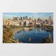 Downtown Los Angeles Rug