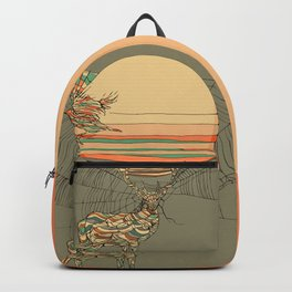 The Haunting Idle Backpack