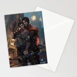 Kings Row Stationery Cards