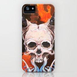 Deception iPhone Case