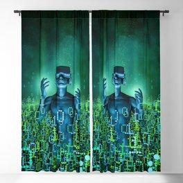 Virtual Dawn Blackout Curtain