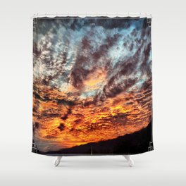 Day To Break Shower Curtain