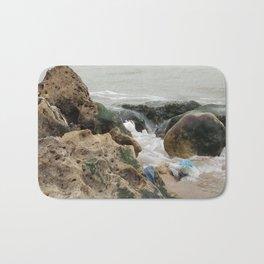 Washed Ashore Dakar Senegal Africa Bath Mat