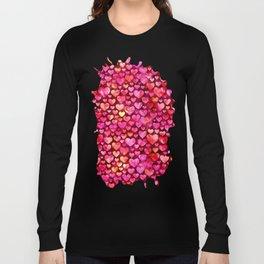Heart Pattern 03 Long Sleeve T-shirt