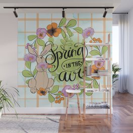 Spring In The Air Wall Mural