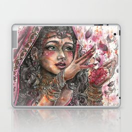Goddess Lakshmi Laptop & iPad Skin