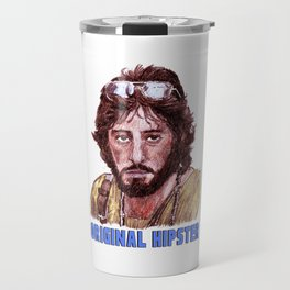 Al Pacino as Serpico Travel Mug