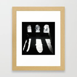 Trier Framed Art Print