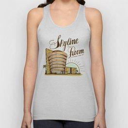 Skyline Room Unisex Tank Top