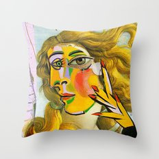 Dora Venus Maar 1 Throw Pillow