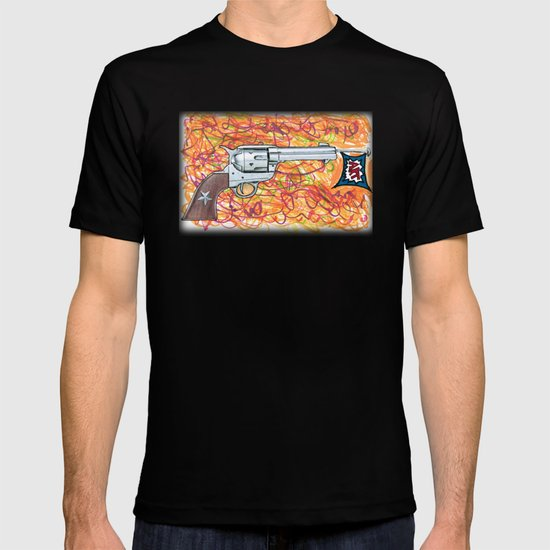 Quick draw T-shirt