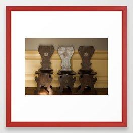 Kirby Hall 2 Framed Art Print