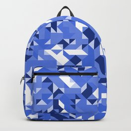 Off-Beat Geometric Shapes V.05 Backpack
