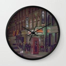 Covent Garden 2 Wall Clock