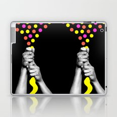 Throwing a Squirt Laptop & iPad Skin