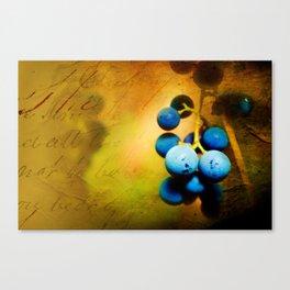 Autumn Harvest (1) Canvas Print